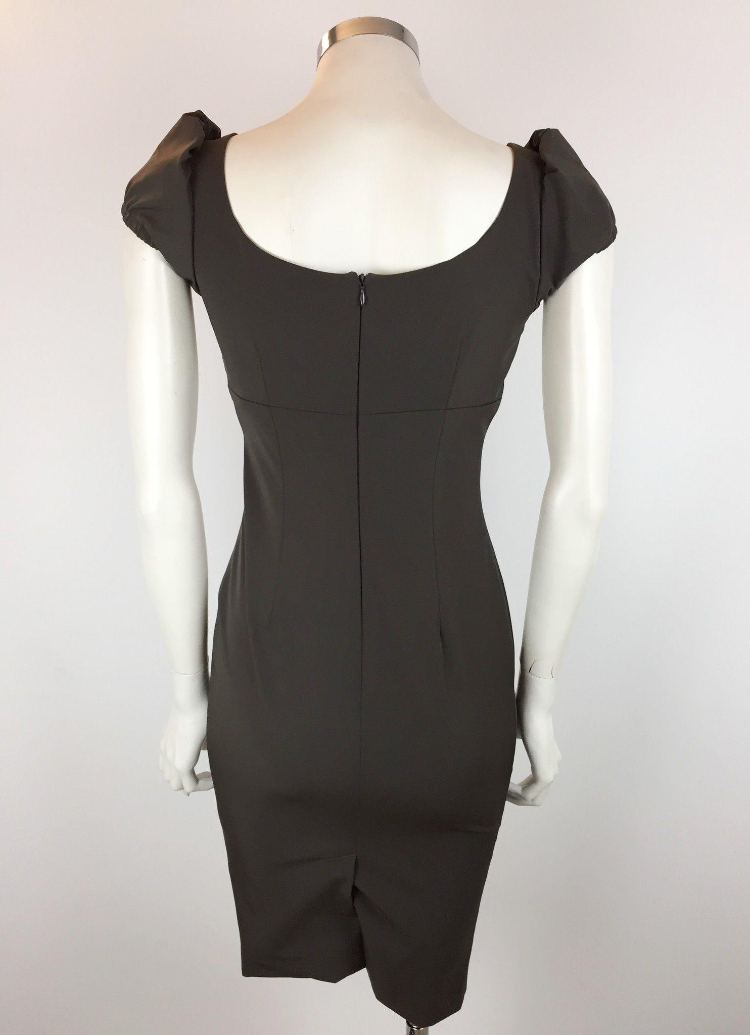 Mary Depp Round Neck Dress Cod.30193