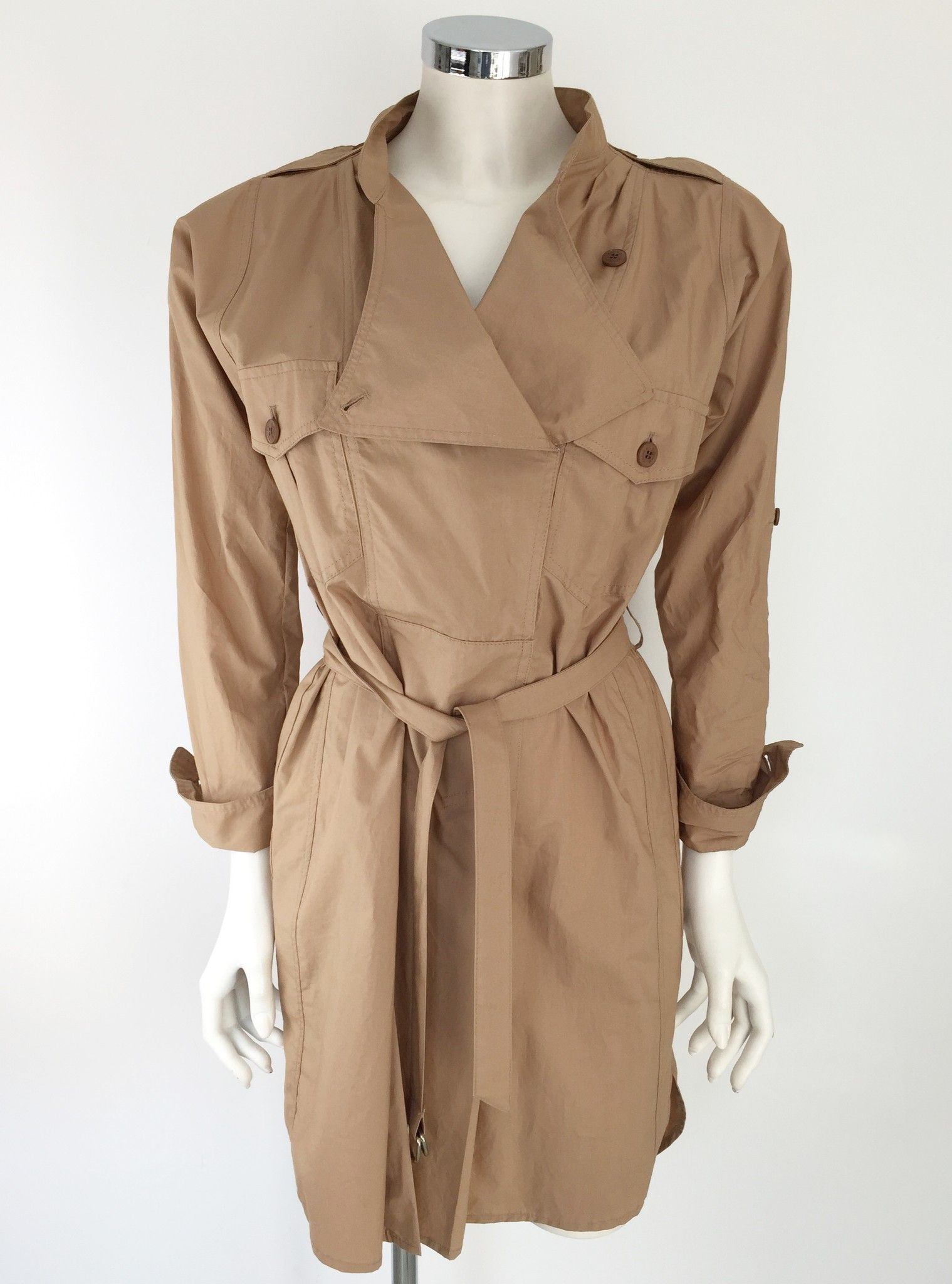 Katia G. Belted Coat Cod.K/35913