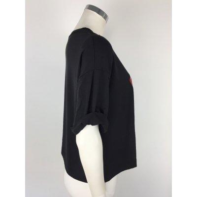 T-Shirt LadyBug Over Cuore Cod.RT0682