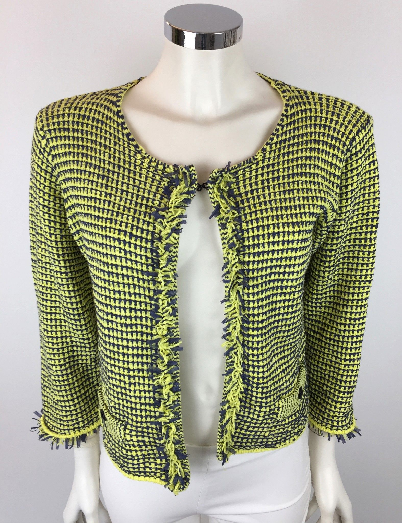 LadyBug 3/4 Sleeve Cardigan with Pockets Cod.5037P