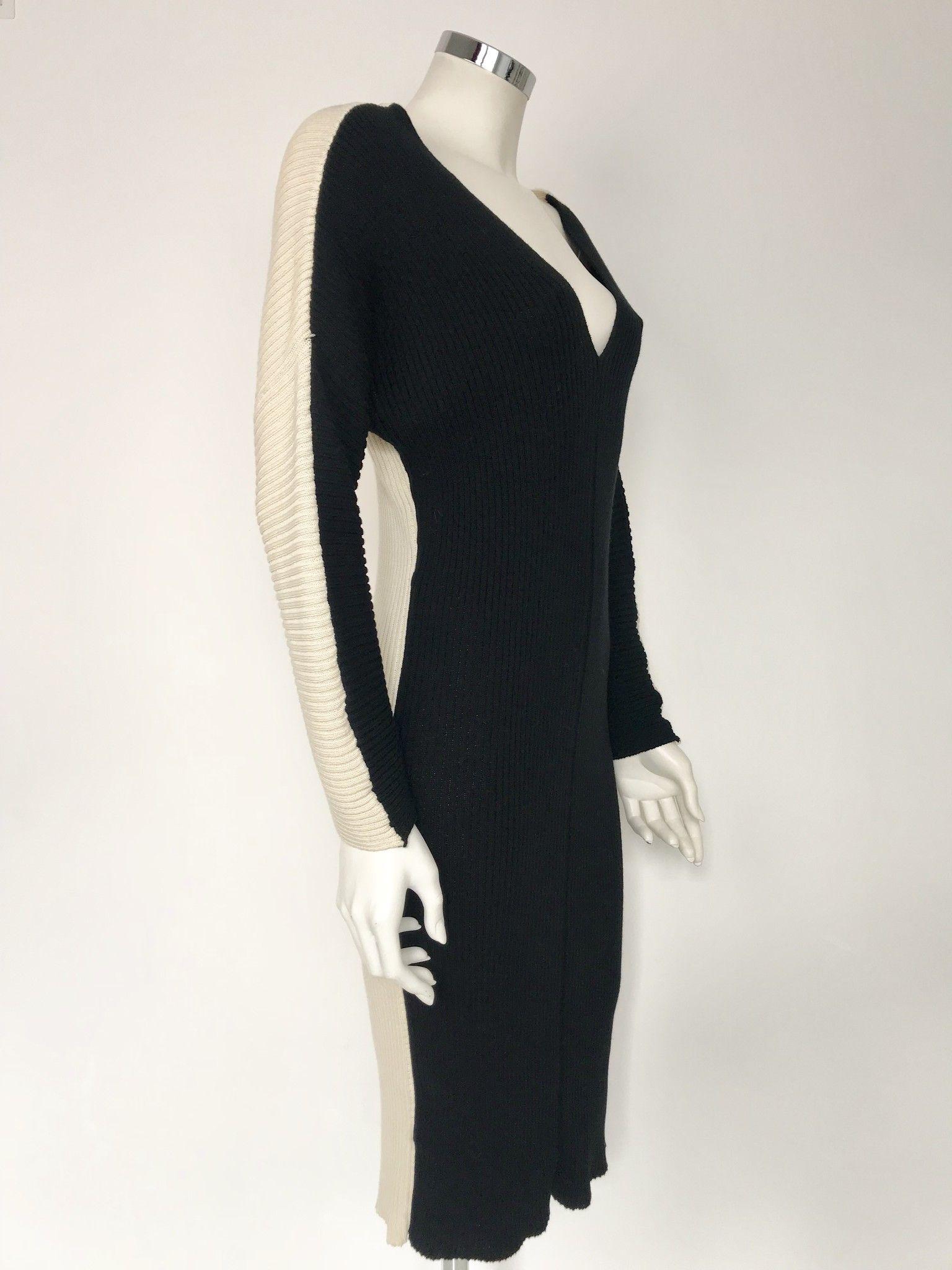 LADY BUG Midi Two-Tone Dress Cod. 7002T