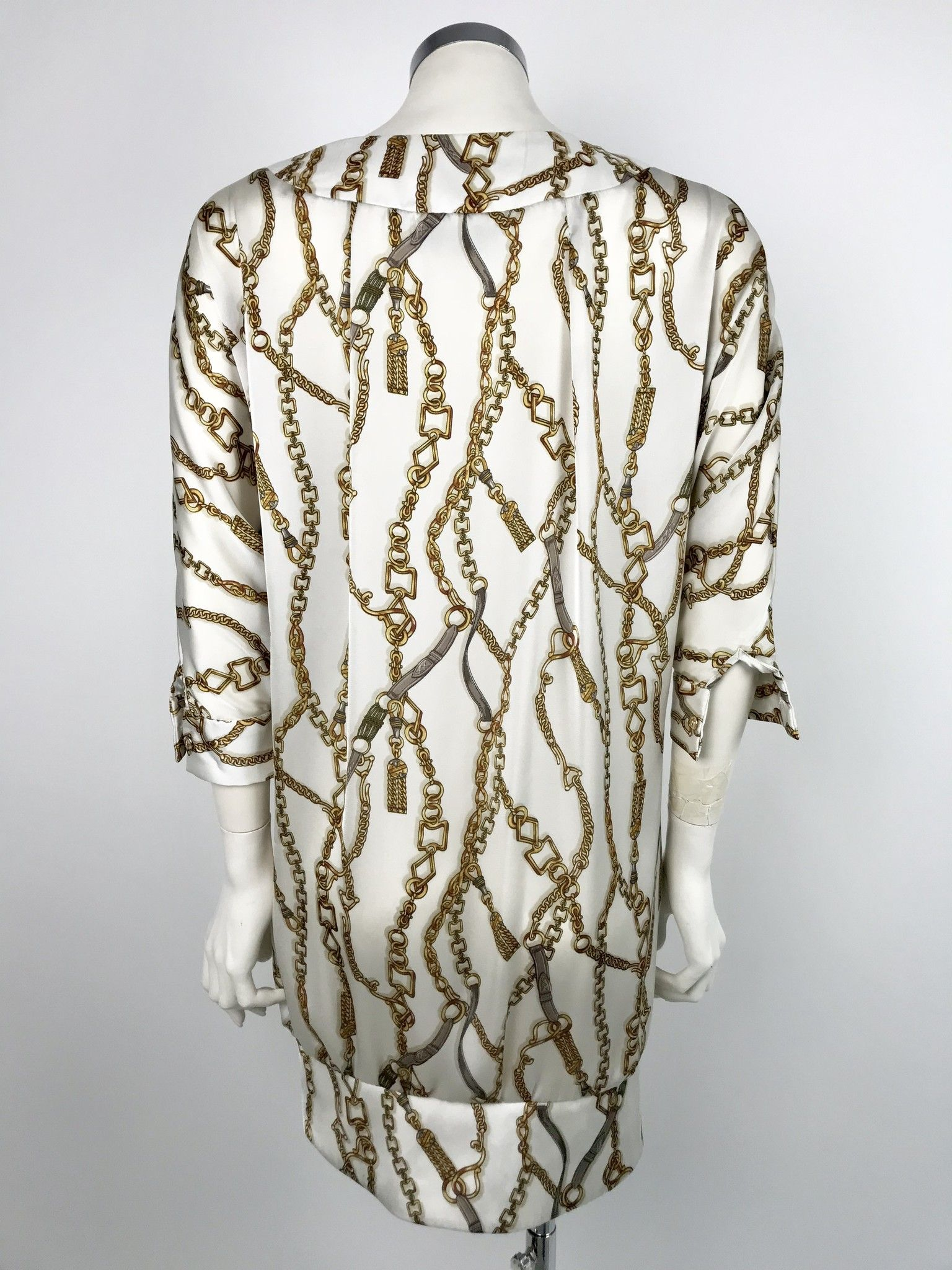 Roberta Biagi Fancy Chains Long Blouse Cod. 0522