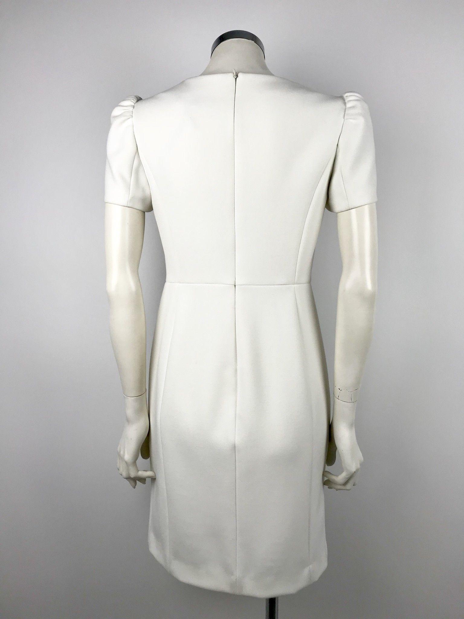 Emmjeilove Half-Sleeve Dress Faux Leather Insert Cod.73301
