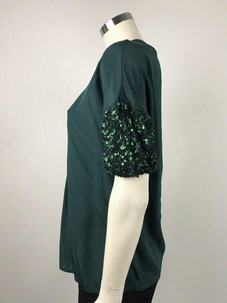 Katia G. Half Sleeve Paillettes Cod.5103