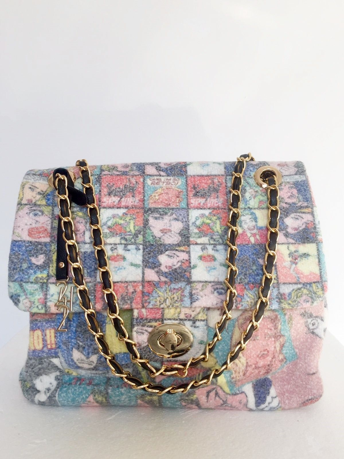 Cartoon Pattern Bag Cod.1086