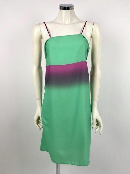 Space Sfumato Two-Colored Dress Cod.NZ942
