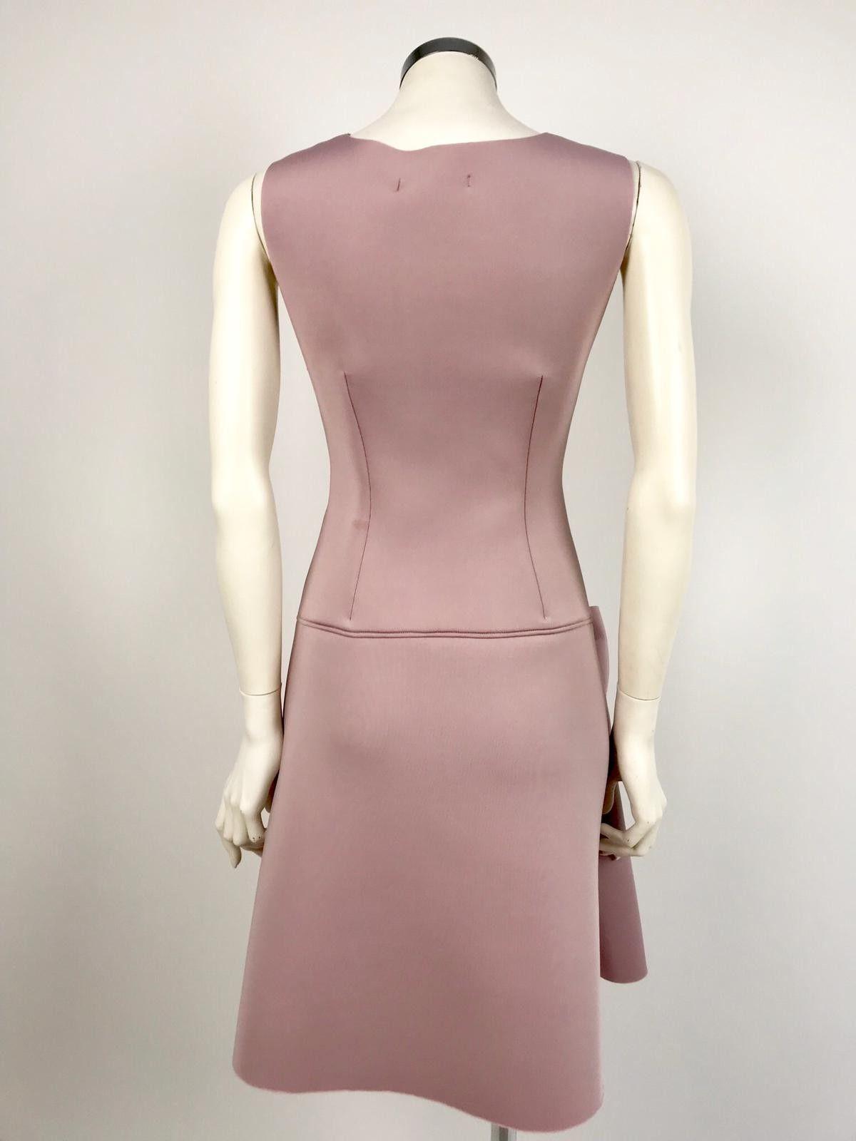 Prive Flared Dress Bow Cod.M5502