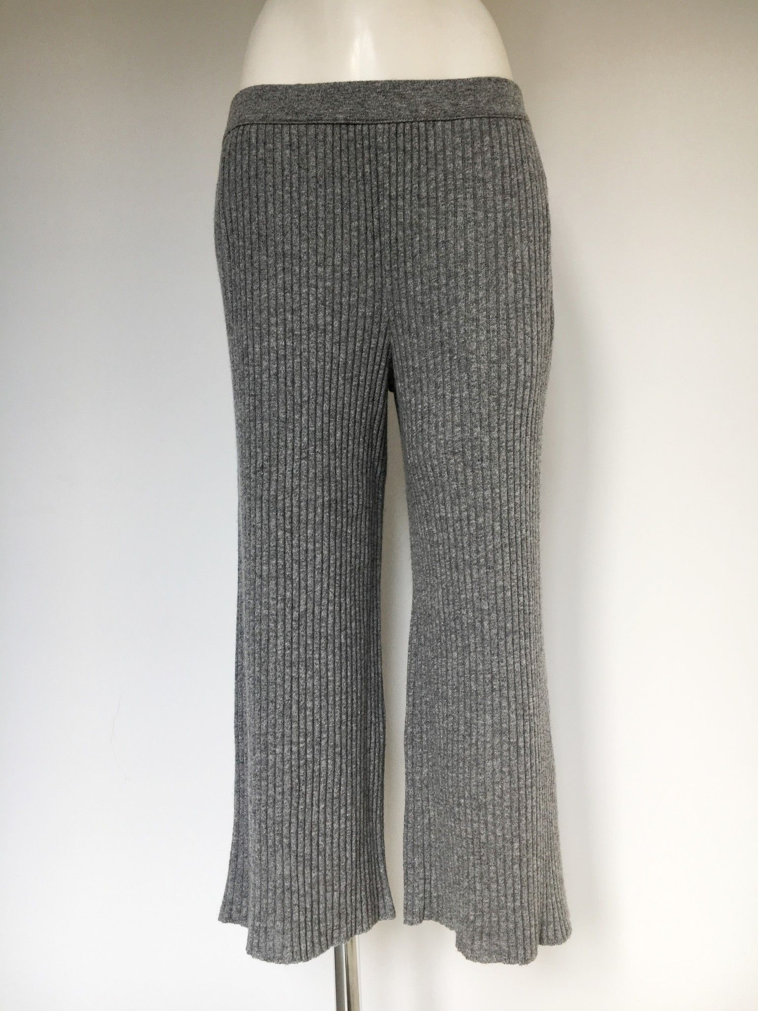 Katia G. Short Palazzo Trousers Cod.1937
