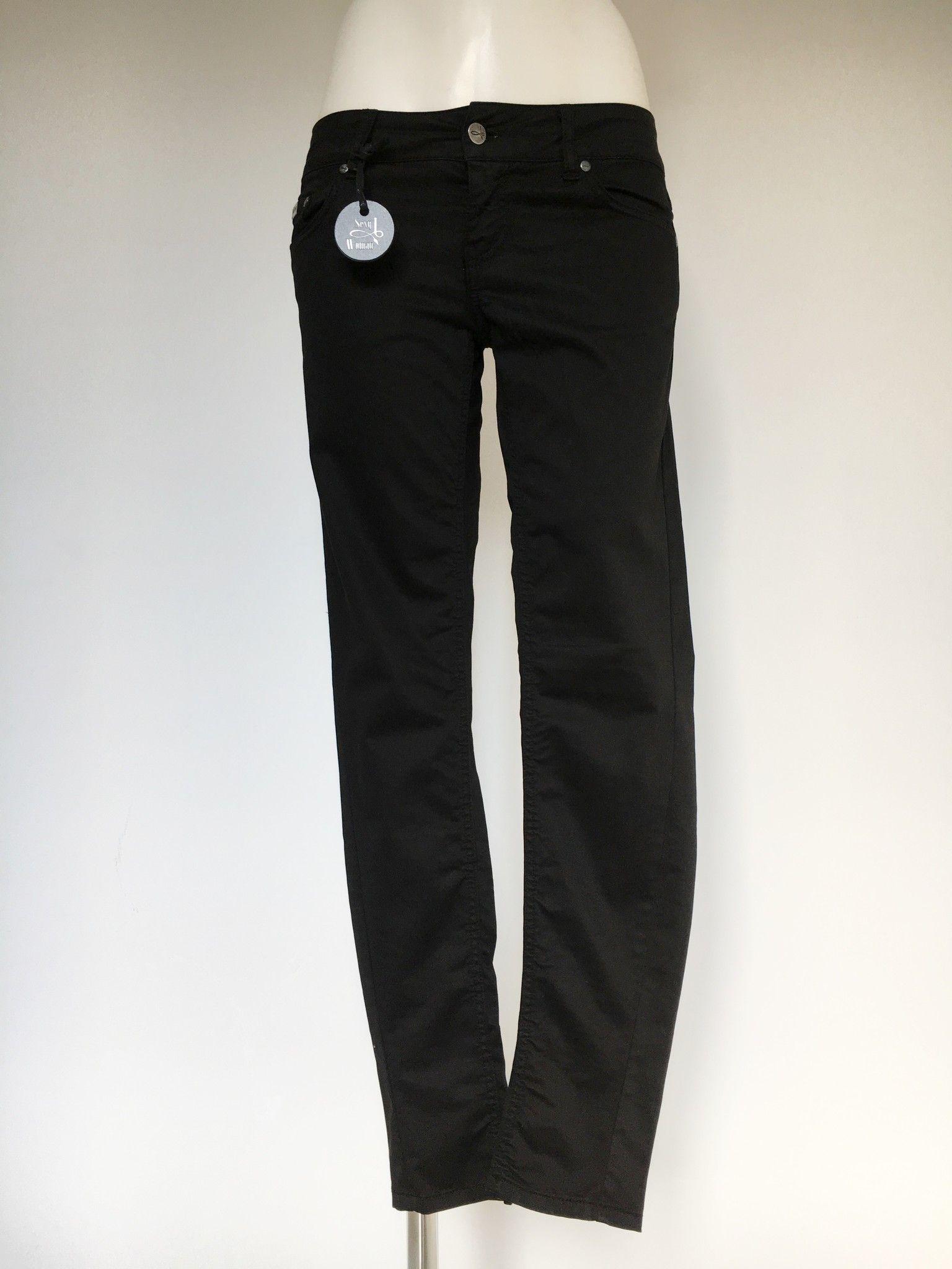 Jeans Sexy Woman Cinque Tasche Lungo Cod.5A29