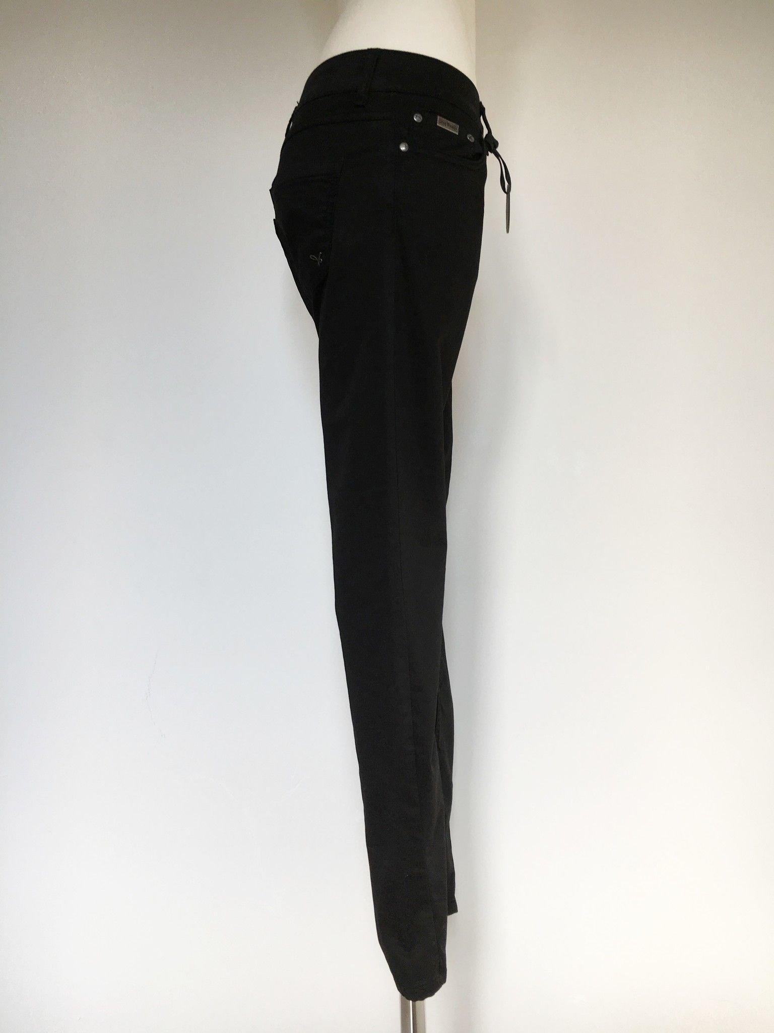 Sexy Woman 5 Pockets Long Jeans Cod.5A29