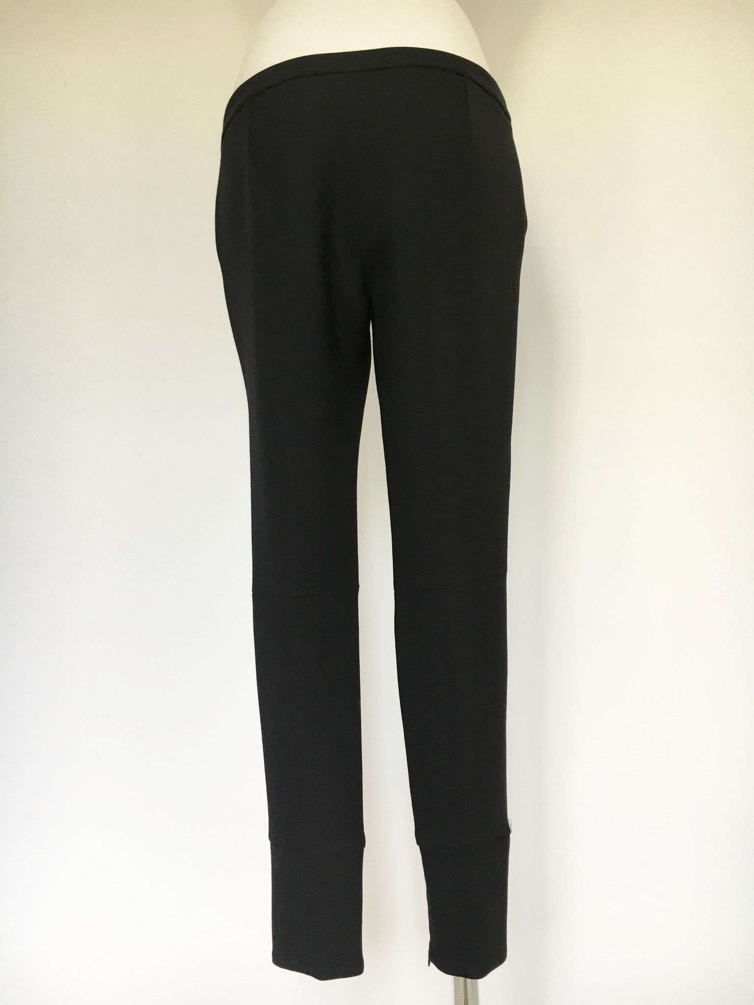 Space Skinny Trousers to Ankle Cod.3W05E