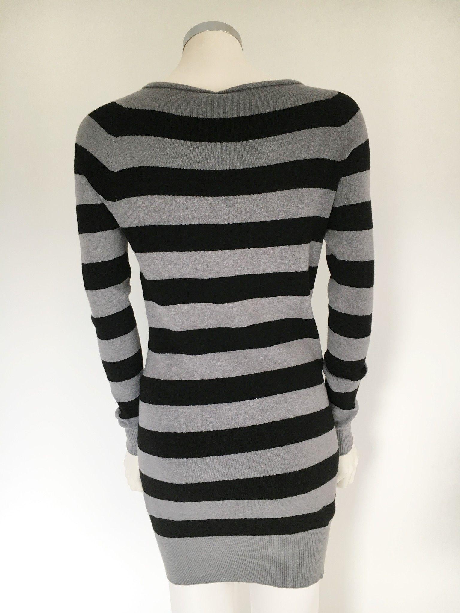 LadyBug Striped Long Sweater Cod.0335