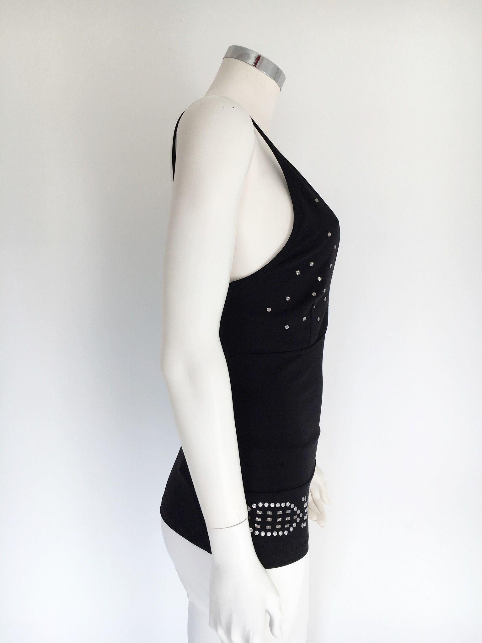 Mary Depp Top with Studs Cod.29281