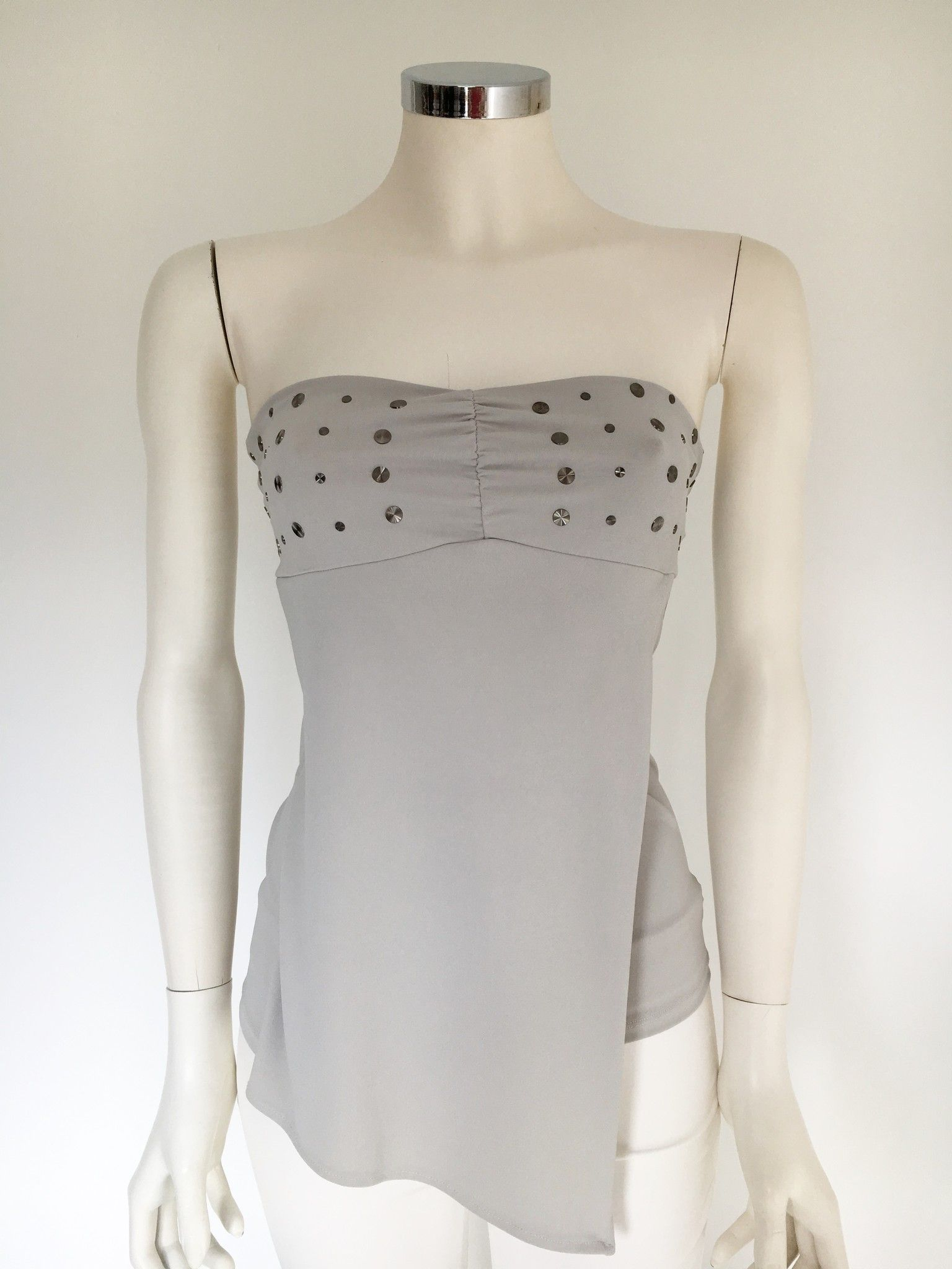 Mary Depp Top with Studs Cod.29297
