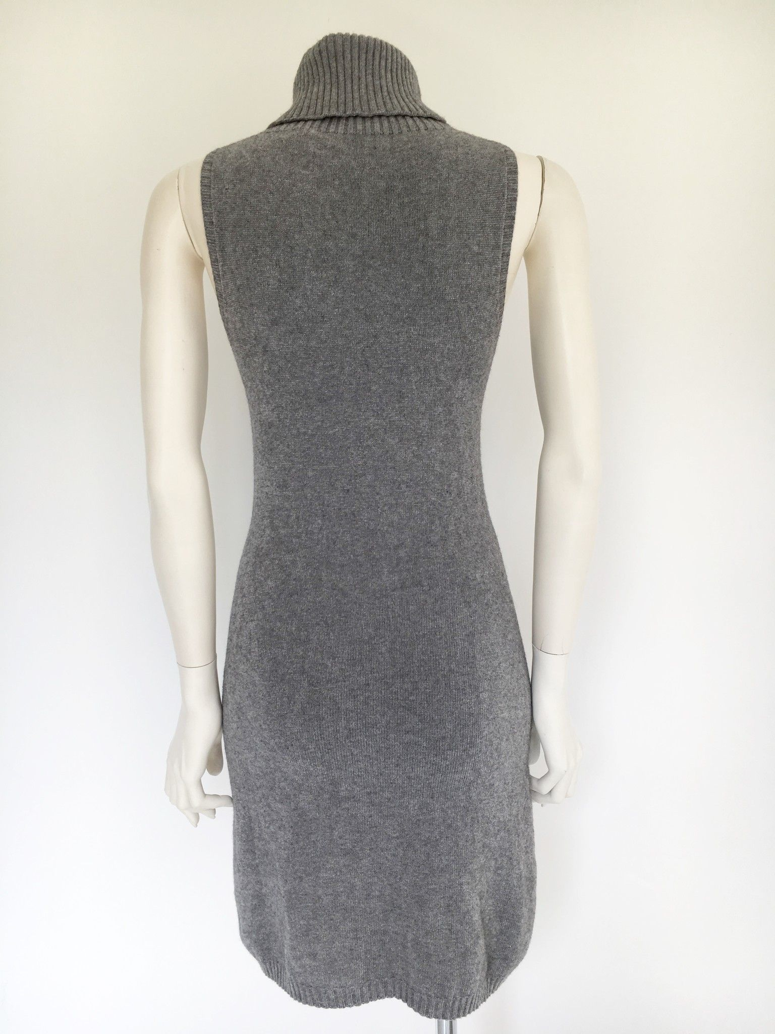 LadyBug Sleeveless Turtleneck Dress Cod.70796