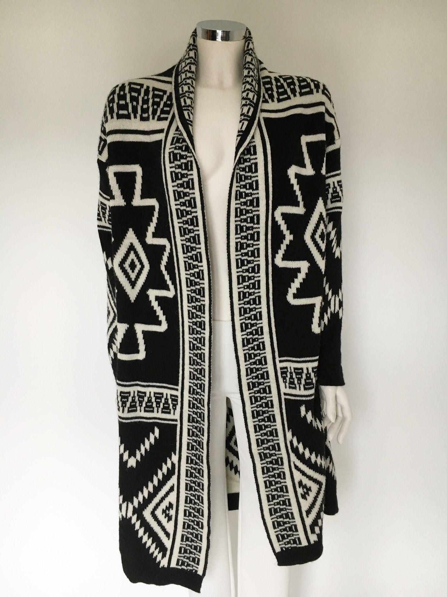 LadyBug Long Wool Coat Geometric Fancy Cod.1020