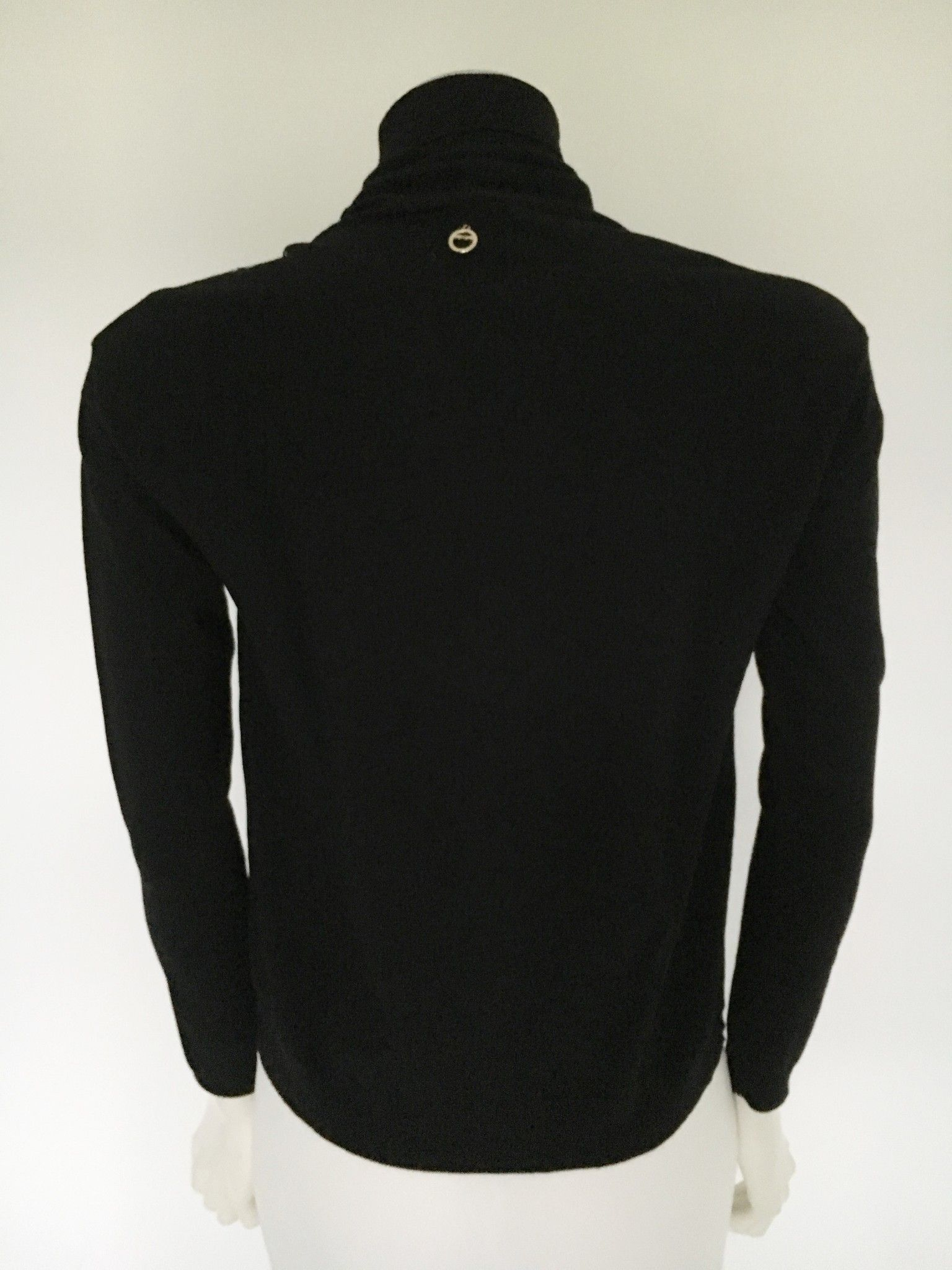 Atos Lombardini Polo Neck Sweater with Inset Front Cod.VBQ3