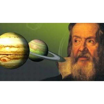 RIVOLUZIONE GALILEO:L'ARTE INCONTRA LA SCIENZA