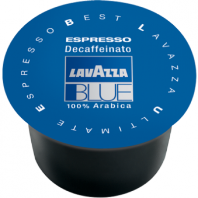 ESPRESSO DECAFFEINATO LAVAZZA BLUE