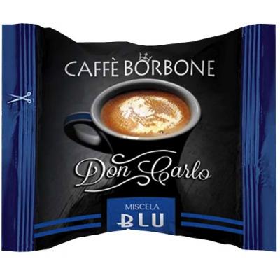CAFFE' BORBONE MISCELA BLU COMPATIBILI LAVAZZA A MODO MIO