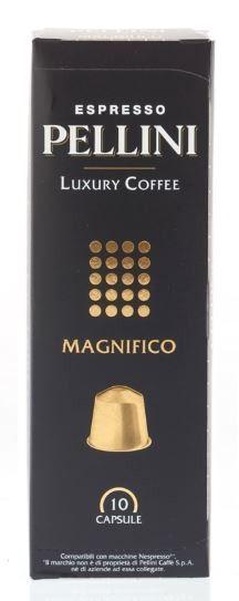 CAFFE' PELLINI MAGNIFICO COMPATIBILI NESPRESSO - CAPSULE 10