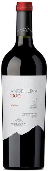 BODEGA ANDELUNA - ANDELUNA 1300 MALBEC - CL. 75