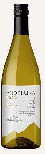 BODEGA ANDELUNA - ANDELUNA 1300 CHARDONNAY - CL. 75