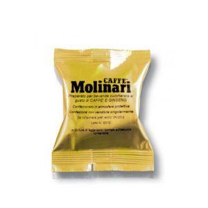 CAFFE' MOLINARI - GINSENG  - COMPATIBILE LAVAZZA POINT