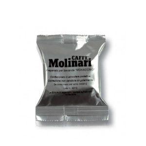 CAFFE' MOLINARI - MOKACCINO  - COMPATIBILE LAVAZZA POINT