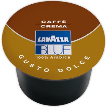 LAVAZZA BLUE - CAFFE' CREMA DOLCE