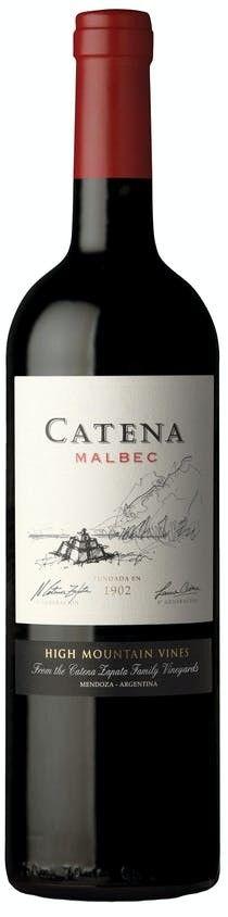 CATENA ZAPATA - CATENA MALBEC 2016 - CL. 75