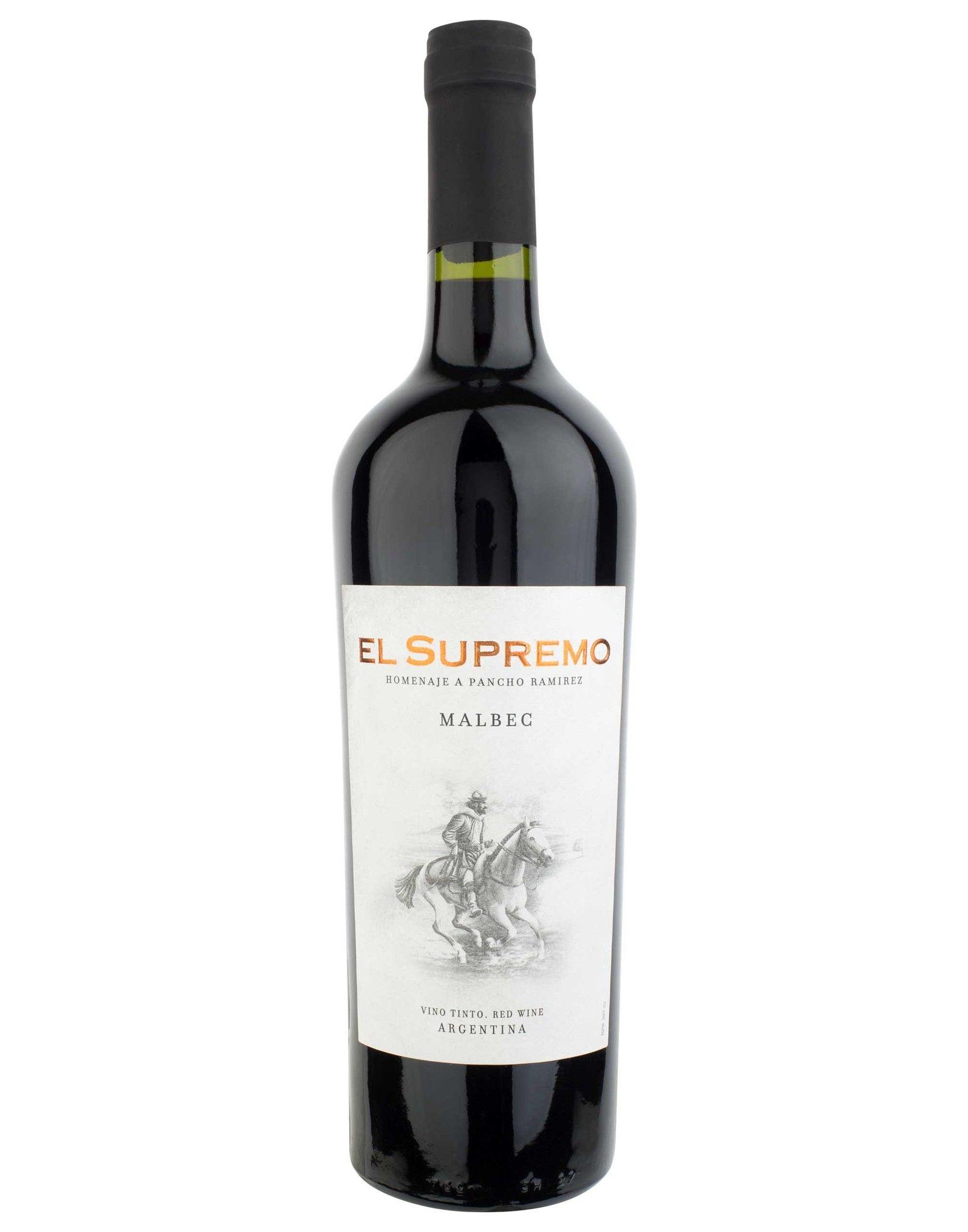 BODEGA RPB WINES - EL SUPREMO MALBEC - CL. 75
