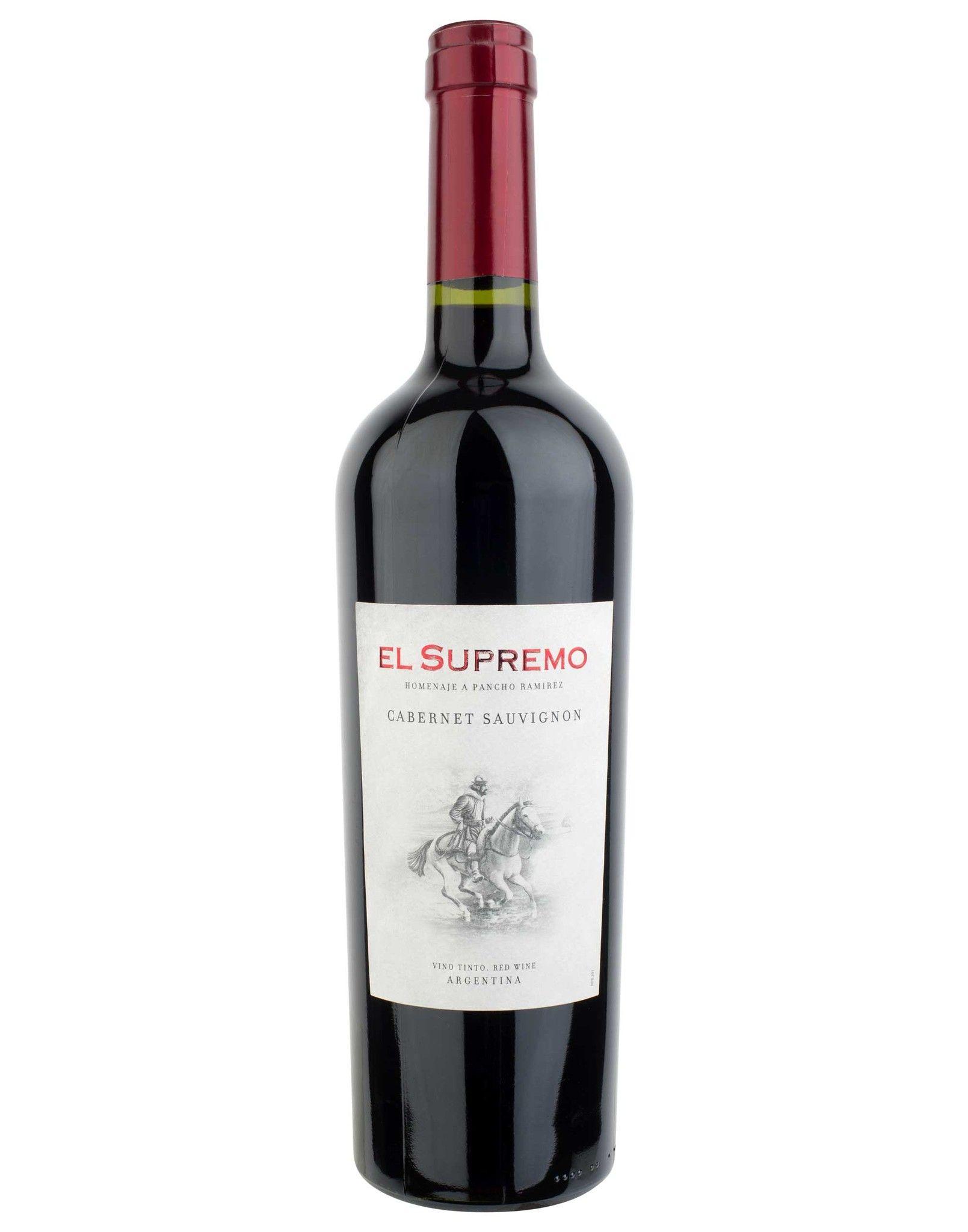 BODEGA RPB WINES - EL SUPREMO CABERNET SAUVIGNON - CL. 75