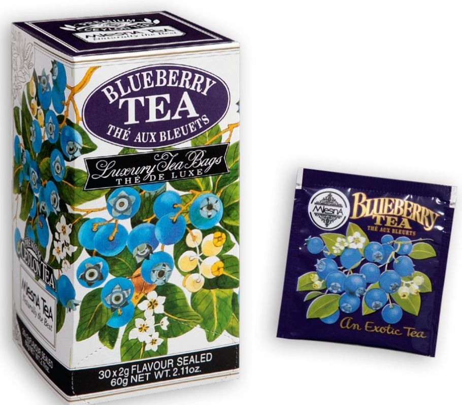 MLESNA BLUEBERRY 30 FILTRI
