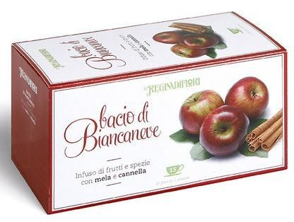 MLESNA BACIO DI BIANCANEVE 15 FILTRI