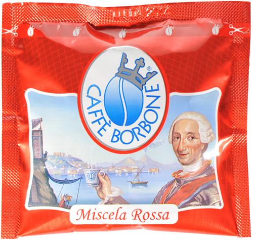 CIALDA CARTA BORBONE E.S.E.44 MISCELA ROSSA