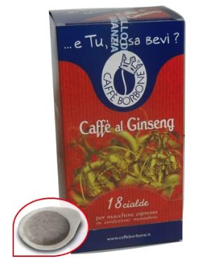 CIALDA CARTA BORBONE E.S.E. 44 CAFFE' AL GINSENG - CIALDE 18