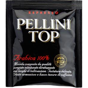 CIALDA CARTA CAFFE' PELLINI E.S.E. 44 TOP 100% ARABICA - CIALDE 150