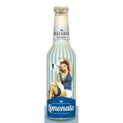 MACARIO RETRO DRINK LIMONATA ML 275 - BOTTIGLIE 12