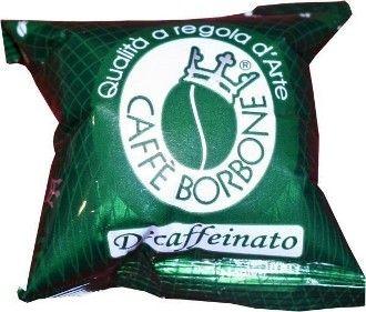 CAFFE' BORBONE DECAFFEINATO COMPATIBILI LAVAZZA POINT - CAPSULE 100