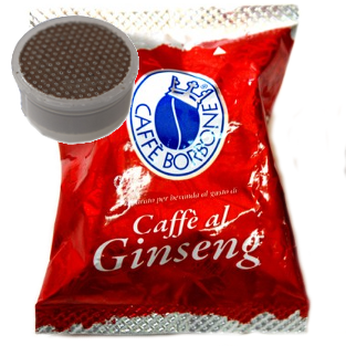 CAFFE' BORBONE - CAFFE' AL GINSENG - COMPATIBILE LAVAZZA POINT