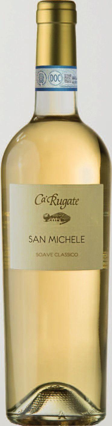 CA' RUGATE - SOAVE CLASSICO SAN MICHELE LT 0,75 - BOTTIGLIE 6