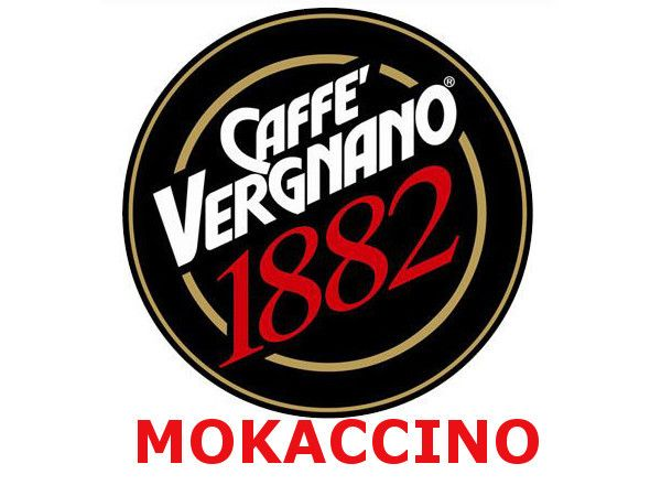VERGNANO MOKACCINO COMPATIBILI LAVAZZA POINT 50 - CAPSULE 50