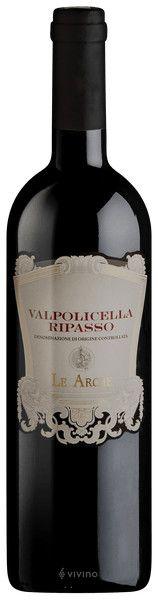 LE ARCHE - RIPASSO DELLA VALPOLICELLA - CL. 75