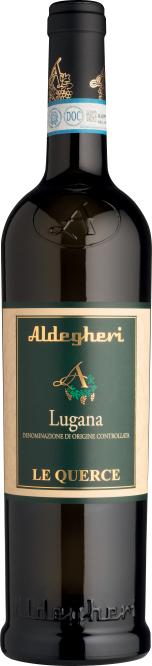 ALDEGHIERI - LUGANA LE QUERCE LT 0,75 - BOTTIGLIE 2