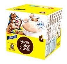 NESCAFE DOLCE GUSTO NESQUIK - CAPSULE 16