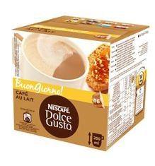 NESCAFE DOLCE GUSTO BUONGIORNO CAFFE' AU LAIT - CAPSULE 16