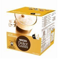 NESCAFE DOLCE GUSTO LATTE MACCHIATO - CAPSULE 16