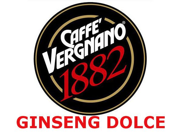 VERGNANO GINSENG DOLCE COMPATIBILI LAVAZZA POINT - CAPSULE 50