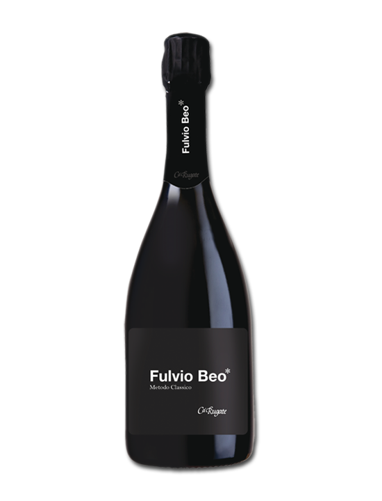 CA' RUGATE - METODO CLASSICO FULVIO BEO BRUT - CL. 75